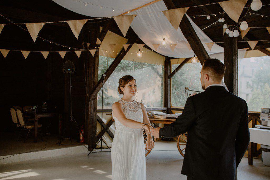 przyjęcie weselne galowice
