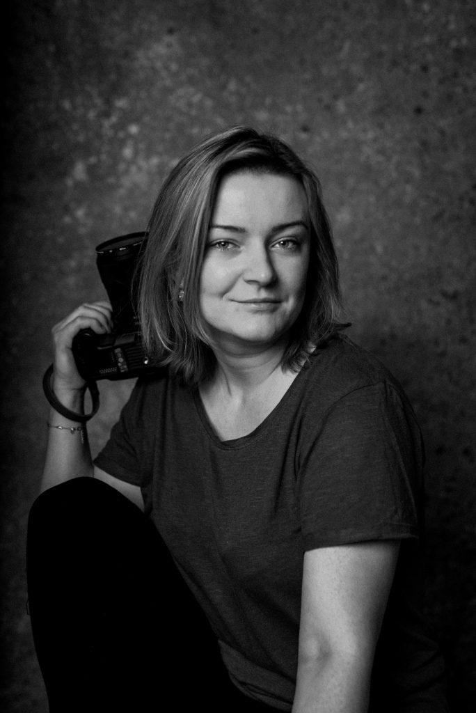 fotograf karolina wiatrowska autoportret